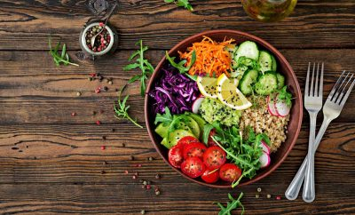 The Vegetarian Diet